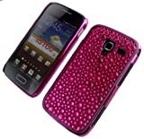 NEW STYLISH PINK DIAMANTECOVER FOR SAMSUNG ACE 2 I8160