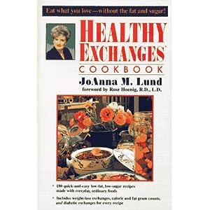Healthy Exchanges Cookboo Livre en Ligne - Telecharger Ebook