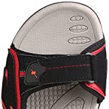 Sparx-Mens-SS438-Series-Black-Red-Synthetic-Casual-Floater-Sandals
