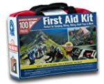 Small First Aid Kit 100 Piece: Car, H...