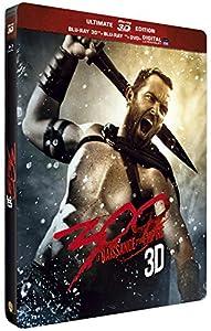 300 : la naissance d'un empire [SteelBook Ultimate Édition - Blu-ray 3D + Blu-ray + DVD + Copie digitale]