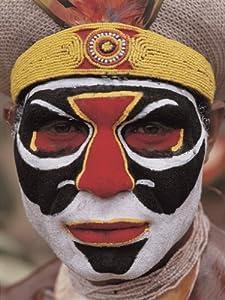 National Geographic: Stammesmitglied aus Gana, 1000 Teile