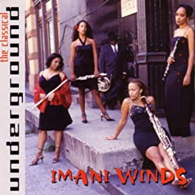 Imani Winds:Classical Undergro
