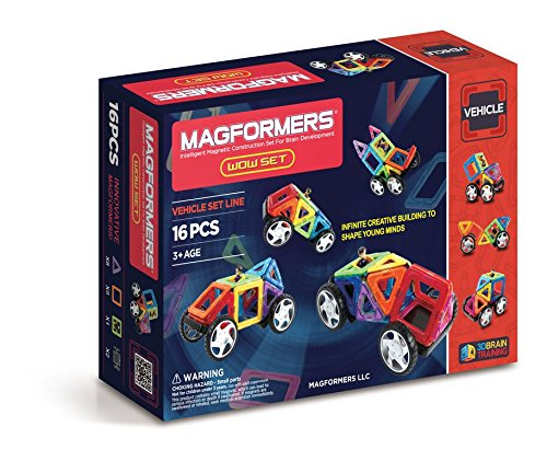 Magformers Wow Set 16 pcs.