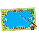 Magnetic Fishing Game Extra Poles & Pond - Super Duper Educational Learning Toy For Kids