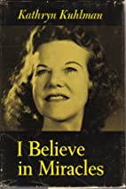 I Believe in Miracles (1965 Hardcover)…