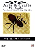 echange, troc Arts and Crafts for Kids - Key Stage 1 and 2: Bug Off [Import anglais]