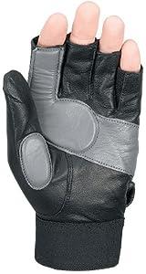 Buy Markwort Stash Youth Ladies Black Left Hand Z3 Fielder?s Protective Glove by Markwort
