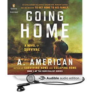 Going Home (2012) Unabridged 32k - A. America