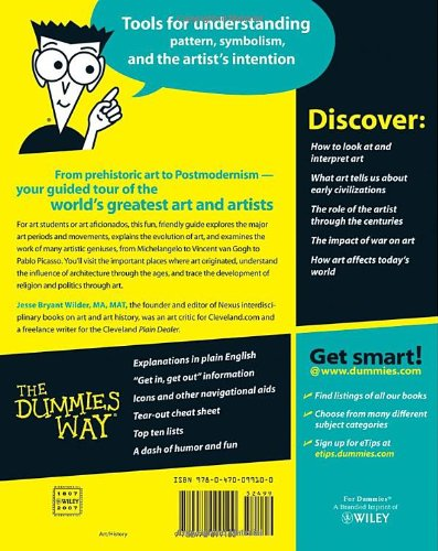 Download Art For Dummies - 1st Edition (1999) & Art History For Dummies - 1st Edition (2007) (Epub) Gooner Torrent