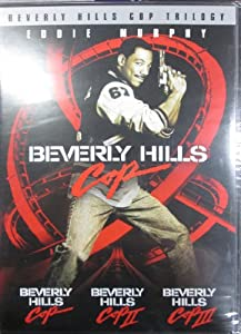 Beverly Hills Cop Collection (Beverly Hills Cop / Beverly Hills Cop II / Beverly Hills Cop III)