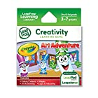 LeapFrog Crayola Art Adventure Learning Game (Works with LeapPad Tablets