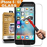 [Lifetime Warranty] iPhone 6 / 6S Screen Protector, InaRock® 0.26mm 9H Tempered Glass Screen Protector for Apple iPhone 6 / 6S 4.7
