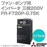 三菱電機 FR-F720P-0.75K ファン・ポンプ用インバーター (三相200V) NN