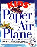 Kids Paper Airplane Book