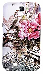 TrilMil Printed Designer Mobile Case Back Cover For Samsung Galaxy Note 2