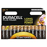 Duracell Plus Power Batterie AA 12er
