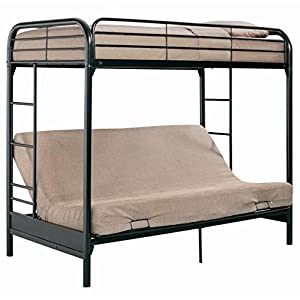 Dorel Home Products Twin-Over-Full Futon Bunk Bed