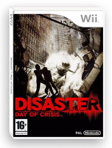 Disaster Day Of Crisis (Wii)
