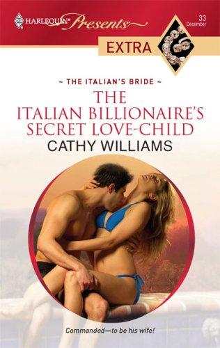 Image of The Italian Billionaire's Secret Love-Child