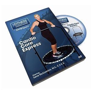 JumpSport Cardio Core Express DVD from JumpSport