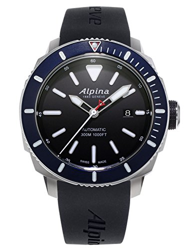 Alpina Seastrong Diver 300 Diving Watch AL-525LBN4V6