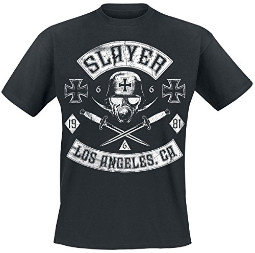 Slayer Tribe T-Shirt nero L