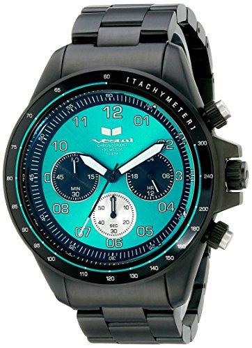 Vestal Unisex ZR2026 ZR2 Analog Display Quartz Black Watch