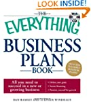 The Everything Business Plan Book wit...