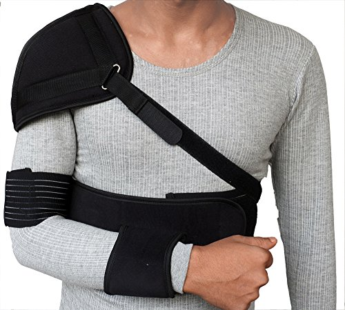 Wonder Care Wonder Care Shoulder Immobilizer Support Brace / Sling L
