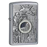 Zippo Military Pocket Lighter