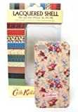 2012 Cath Kidston ハードケース 5:フラワー(ベージュ)(iPhone4&4S専用ケース)