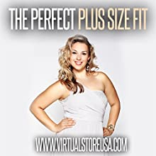 The Perfect Plus Size Fit Audiobook by  Virtual Store USA Narrated by Lee Ahonen