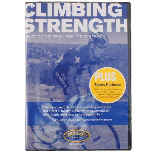 Carmichael Training Cts Dvd-Climbing Strength