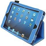 Kyasi Seattle Classic-iPad Mini 1/2 Case October Blue