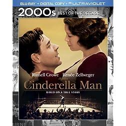 Cinderella Man (Blu-ray + Digital Copy + UltraViolet)