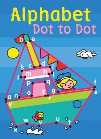 Alphabet Dot To Dot By De Ballon, N. V. (2004) Paperback