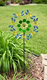 Echo Valley 4313T Dragonfly Flower Pinwheel