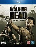 The Walking Dead Season 1 - 4 Complete Box / ウォーキング デッド シーズン 1 - 4 コンプリート ボックス [ Blu-ray] (inport)