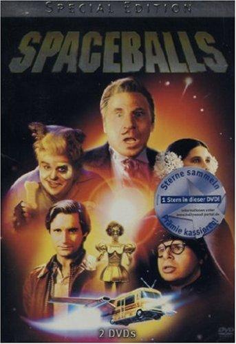 Space Balls (Special Edition, 2 DVDs im Steelbook)