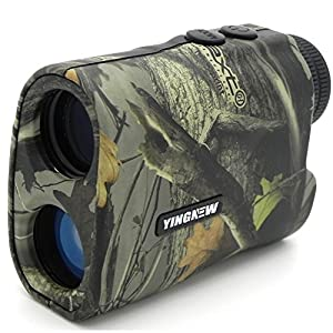 YINGNEW Laser Range Finder Scope and Speed Finder for Hunting from YINGNEW