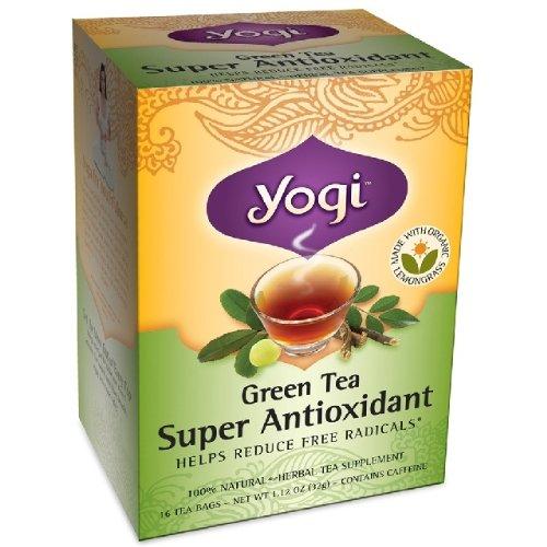 Yogi Energy Tea
