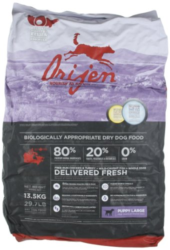 Orijen Puppy Large Dry Mix 13.5 kg