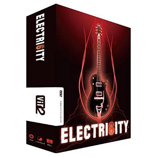 VIR2 EL6YX ソフトウェア音源 エレキギター音源 ELECTRI6ITY / BOX () 国内正規品