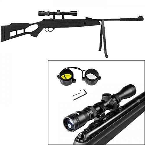 Hatsan Striker Edge Air Rifle Combo Black air rifle'' !! - StokesHZaraci