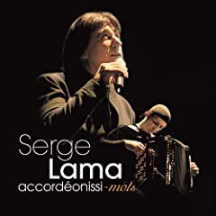 Serge Lama   accordéonissi mots preview 0