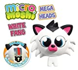 Moshi Monsters - Micro Mega Heads Series 2 WHITE FANG 78806