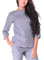 Laura Bettini Blusa (Gris)