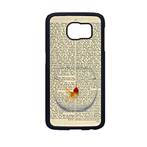PaperGoldFish Case for Samsung S6