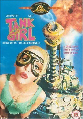 Tank Girl [UK Import]